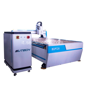 CNC Oscillating Knife Soft Materials Cutting Machine